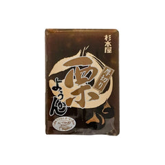 Sugimotoya<br>Chestnuts Yokan<br>150g|杉本屋<br>厚切り栗ようかん<br>150g<br><br><small>栗が入って美味しさ倍増。</small>