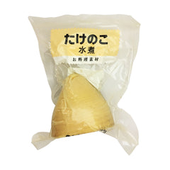 Nikkan foods<br>bamboo<br>about300g|ニッカンフーズ<br>たけのこ水煮<br>300g前後<br><br><small>煮物やご飯に。</small>