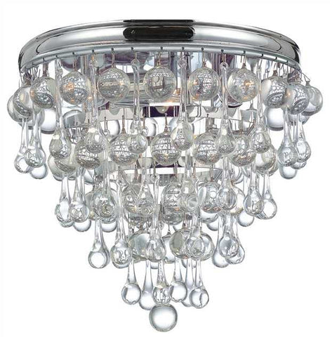 Callie 3 Light Flush Mount