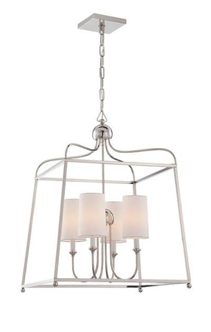 Sydney 4 Light Chandelier (medium)