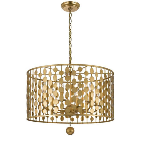 Laura 6 Light Chandelier