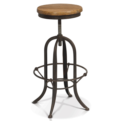 Deon Adjustable Stool