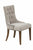Boris Tufted Side Chair (Set of 2 Chairs)