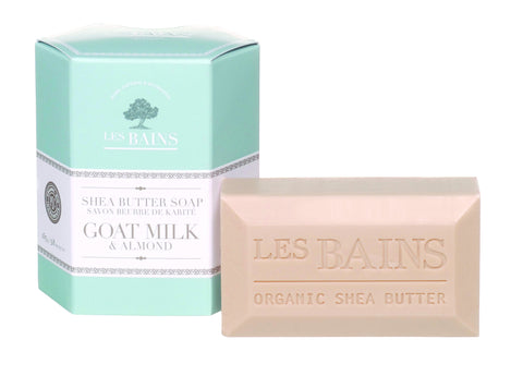 Goat Milk and Almond Shea Butter Soap