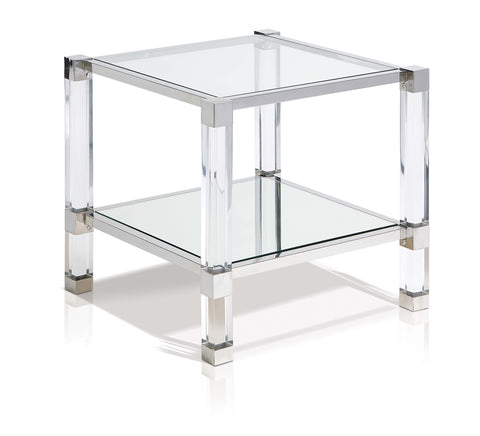 Yves Cosmopolitan End Table