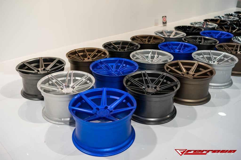 What's your flavour? We take a look at the range of styles on offer from Ferrada Wheels.