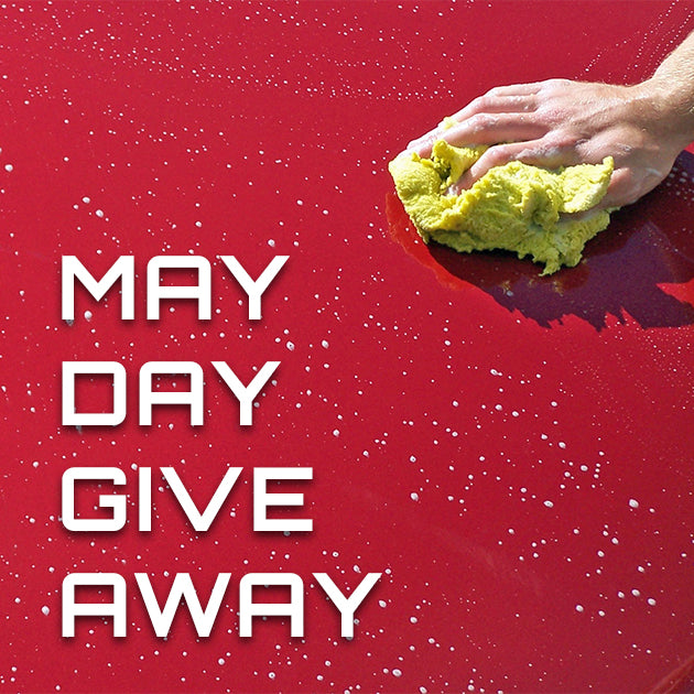 May Day Give Away 2019