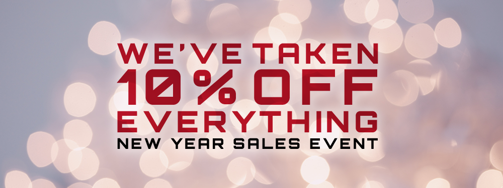 New Year Sales Event 2019