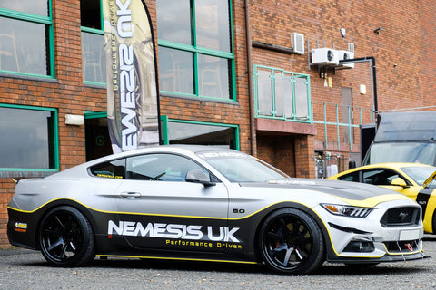 Nemesis UK Project Car Mustang S550