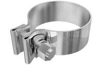 Magnaflow Universal Heavy Duty Exhaust Clamp 2.75in / 69.85mm Stainless Steel | #10163