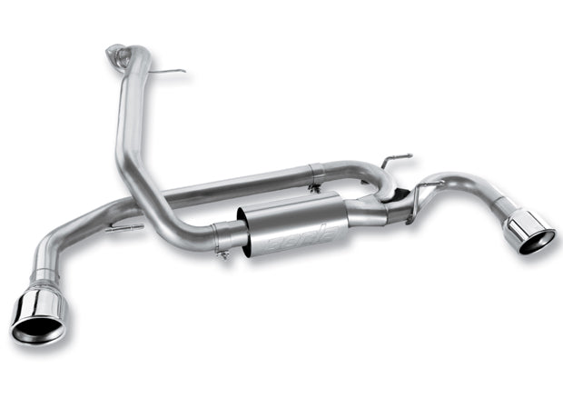 Axle-Back for Mazda MAZDASPEED 3 2010-13 Borla 11786