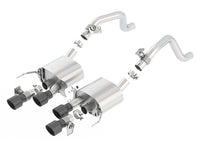 Borla Axle-Back  ATAK Performance Exhaust CORVETTE C7 2014-17 #11856BC