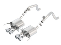 Borla Axle-Back  ATAK Performance Exhaust CORVETTE C7 2014-17 #11881