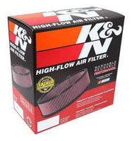 Corvette 97-04 5.7L V8  & Z06 Performance Air Filter K & N 33-2111