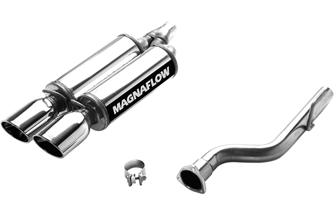 Chrysler Crossfire 3.2L V6 04-08 Magnaflow Performance Cat-Back Exhaust 16633