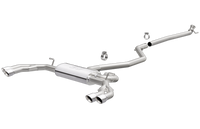 Magnaflow Cat-Back 'Touring' Exhaust (Polished Tips) for CLA 2.0L 2014-16 | #19251