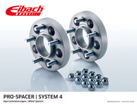 Eibach 25mm Pro-Spacer - Silver Anodized Wheel Spacer IMPREZA 1992-2000 #S90-4-25-017