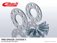 Eibach 5mm Pro-Spacer - Silver Anodized Wheel Spacer IMPREZA  1992-2000 #S90-5-05-028