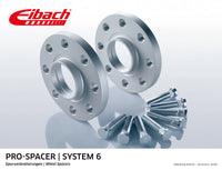 Eibach 18mm Pro-Spacer - Silver Anodized Wheel Spacer 944 1981-91 #S90-6-18-001