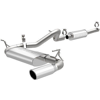 JEEP WRANGLER JK 3.6L 2Dr 2012-2015 Magnaflow Performance Cat-Back Exhaust 15116