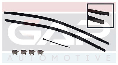 DPF Universal Pressure Sensor Pipes/Hoses Suitable Ford - Jaguar - Mazda - Volvo