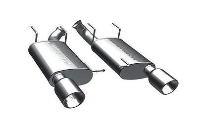 FORD MUSTANG 2011-2012 V6 3.7L Magnaflow Performance Axle-Back Exhaust 15595