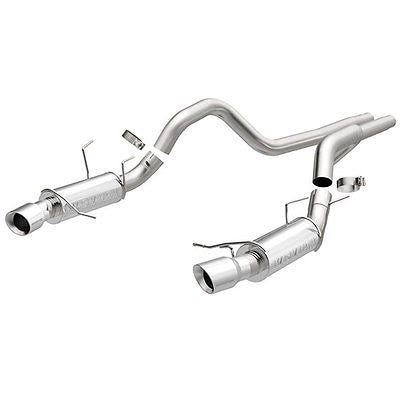 Magnaflow Cat-Back 'Competition' Exhaust for Mustang 5.0L 2013-14 | #15150