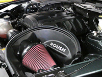 ROUSH Cold Air Intake Kit for Mustang 2.3L Ecoboost 2015-18 | #421827