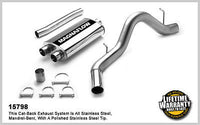 SUBURBAN / YUKON XL 2500 6.0L V8 00-06 MagnaFlow Performance Exhaust 15798
