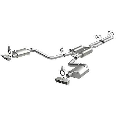 DODGE CHALLENGER 3.6L V6 2011-2014 Magnaflow Performance Cat-Back Exhaust 15130