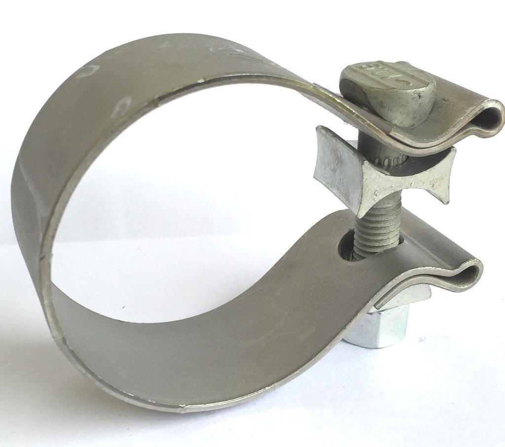 Universal Exhaust Clamp 2.25in/57mm Stainless Steel | Magnaflow #10161