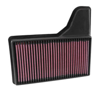 MUSTANG 2015on Performance Air Filter K & N 33-5029