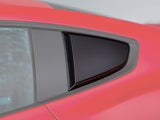Fitted Roush Window Side Scoops (Gloss Black) for Mustang 2015-18 | #421881 Nemesis Uk