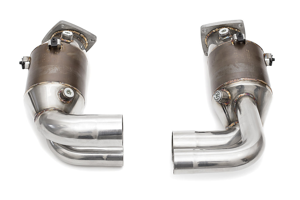 Fabspeed Porsche 991.2 Carrera (PSE) Sports Catalytic Converters from NemesisUK