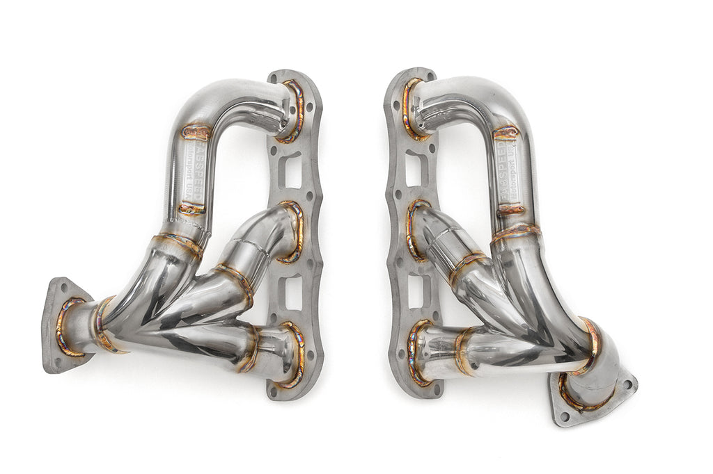 Fabspeed Porsche 991 Turbo/Turbo S Sports Headers from NemesisUK