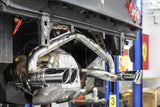 Fabspeed Ferrari 355 (5.2) Race Exhaust System Polished Tips from NemesisUK 2