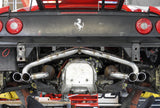 Fabspeed Ferrari 355 (5.2) Race Exhaust System Satin Black Tips from NemesisUK 2