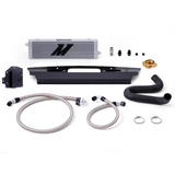 MISHIMOTO Oil Cooler Kit for RHD Mustang 5.0L GT 2015-17 | #MMOC-MUS8-15RHD SILVER