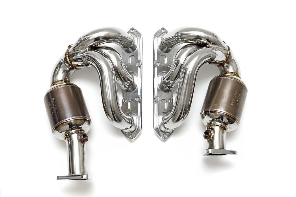Fabspeed 986 Manifold with High Flow Sports Cats from Nemesis UK