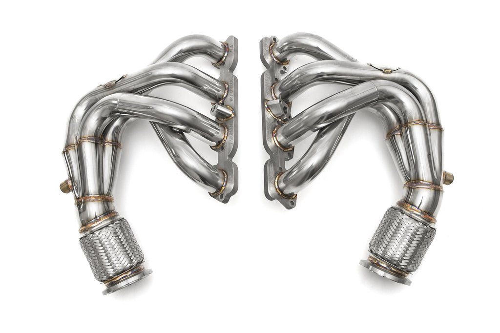 Fabspeed Ferrari 458 Headers from Nemesis UK