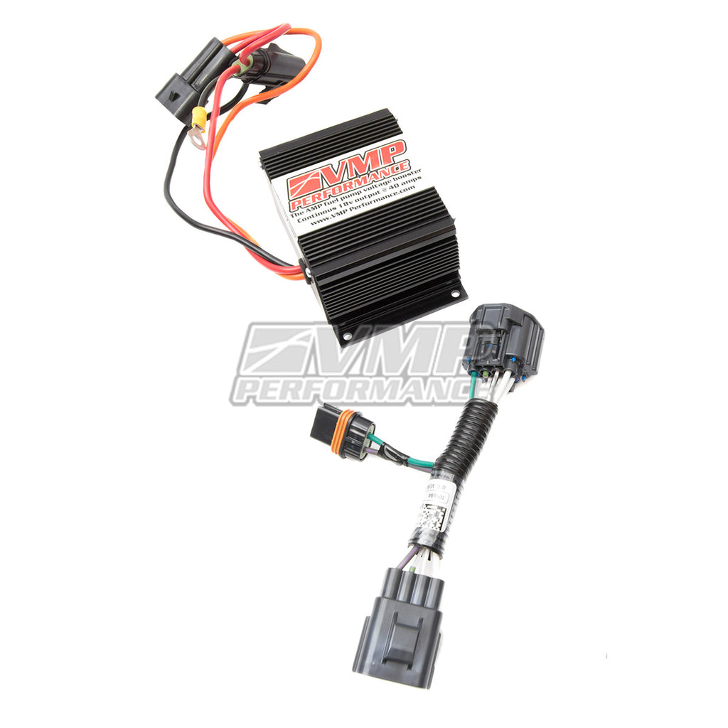 VMP Fuel Pump Voltage Booster for Mustang 2011-19 | #VMP-ENF000 | Buy online at NEMESISUK.COM