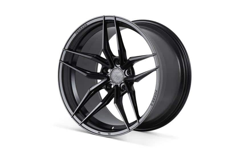 "FERRADA F8-FR5 21"" Wheels in Matte Black 