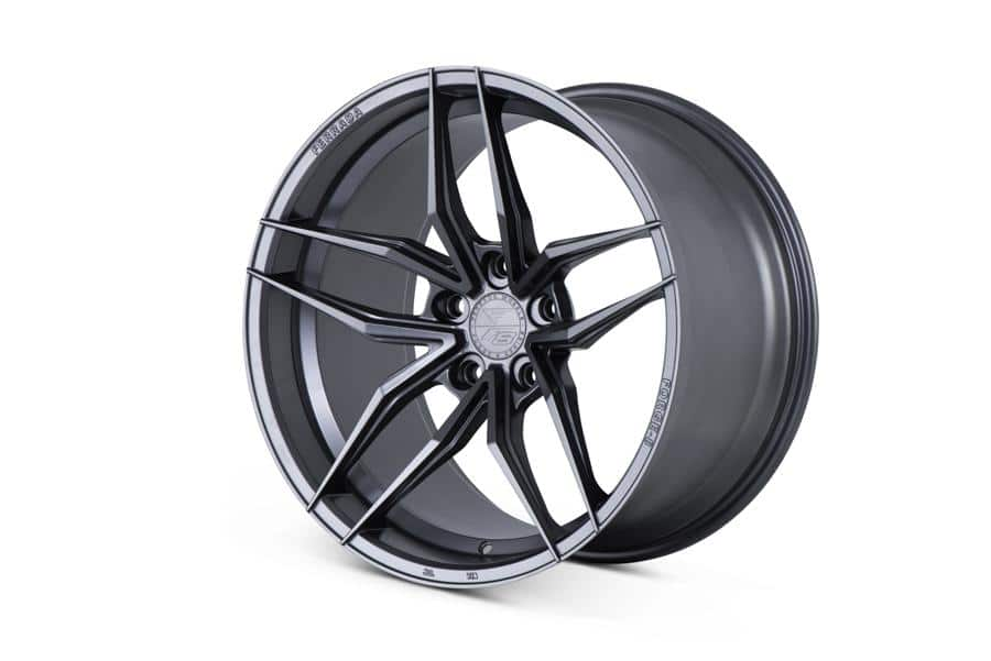 "FERRADA Forge-8 Series F8-FR5 20"" Wheels in Matte Graphite 