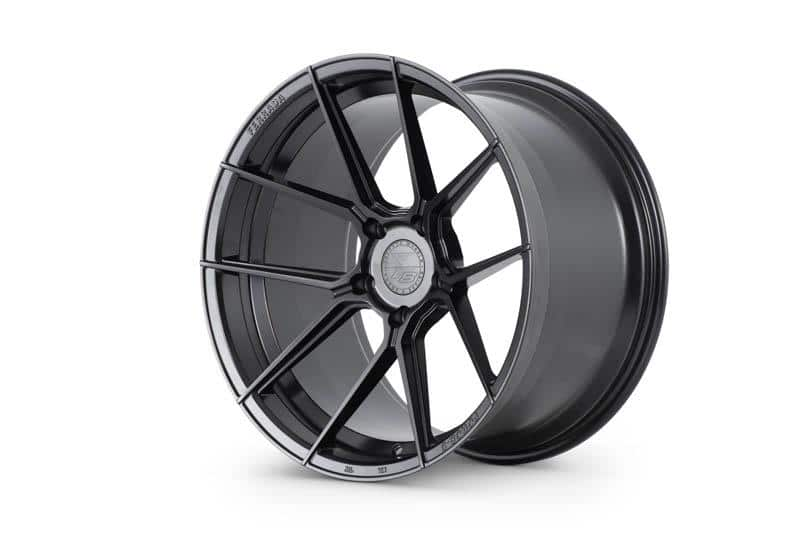 "FERRADA Forge-8 Series F8-FR8 21"" Wheels in Matte Black 
