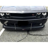 APR-Performance Front Wind Splitter Challenger 2008-10 #CW-723804