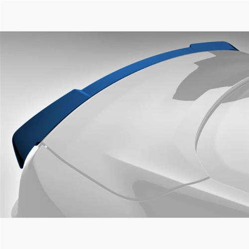 Fitted Roush Performance Hood Scoops for Ford Mustang in Lightning Blue 422062 Nemesis Uk