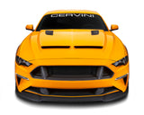 CERVINIS 'C-Series' Chin Spoiler for Mustang 2018-19 | #4471-MB