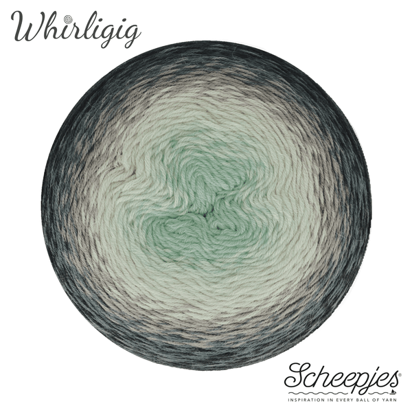 Scheepjes Whirligig 202 Grey to blue