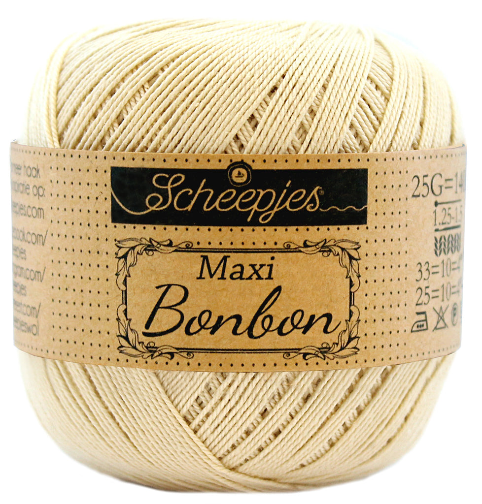 Scheepjes Maxi Bonbon - 73 English Tea 404