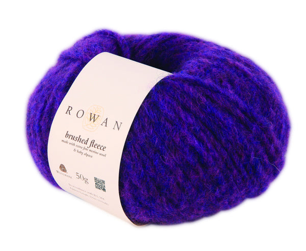 Rowan Brushed Fleece 07 Den 261